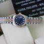 Đồng hồ rolex date just nữ 6 số 179171 – Đè mi vàng hồng 18k – size 26mm