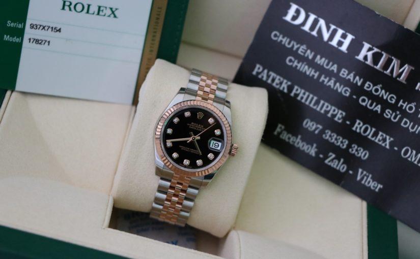 Gọi 0973333330 Chuyên thu mua đồng hồ rolex cũ xịn chính hãng – rolex date just – 116231 – 116233 – 126331 – 126333
