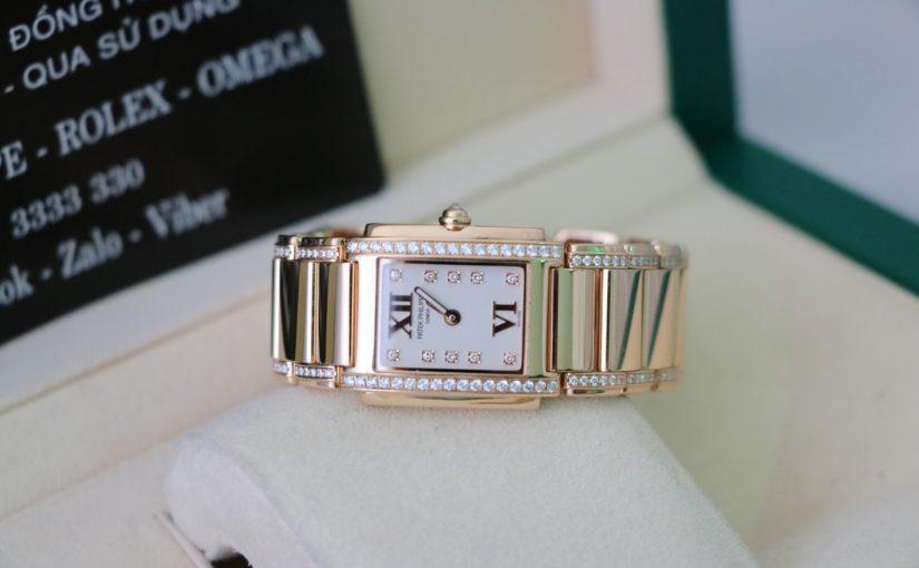 Đồng hồ patek philippe Nữ – twenty 4 – vàng hồng 18k – kim cương – size 30mm