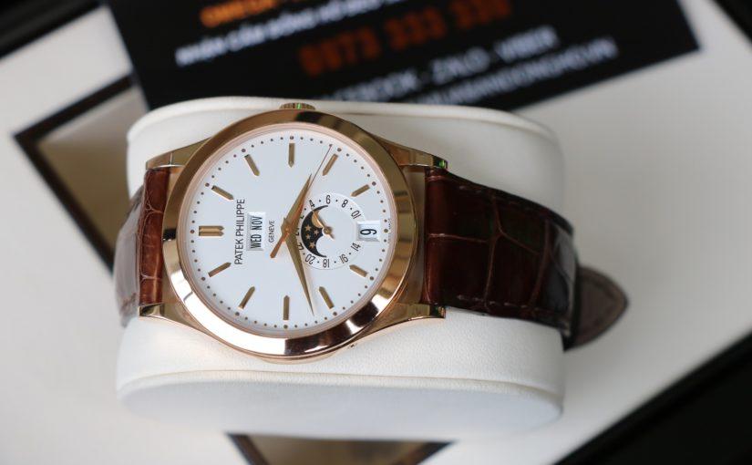 Đồng hồ patek philippe 5396r – vàng hồng 18k – size 38,5mm