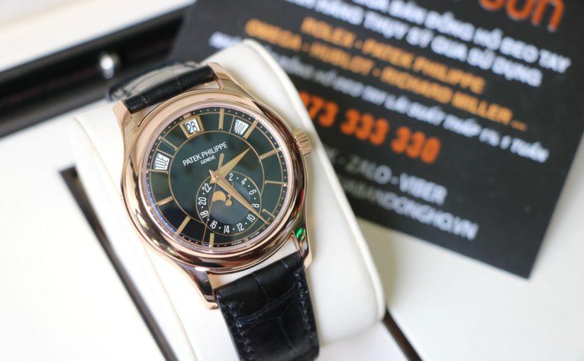 Đồng hồ patek philippe 5205r – vàng hồng 18k – size 40mm