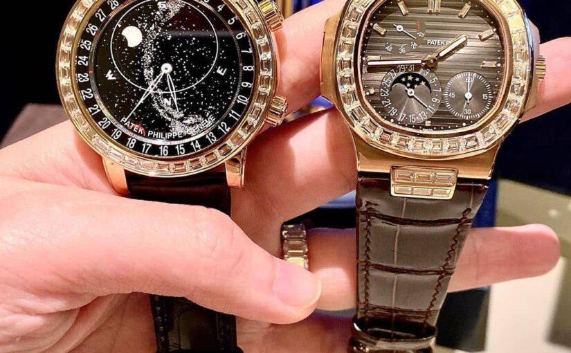 Gọi 0973333330 | Cửa hàng cầm đồng hồ Patek philippe cũ thụy sỹ