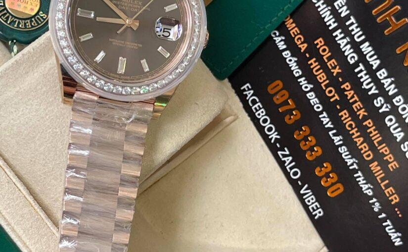 Cách Rửa đồng hồ rolex – vệ sinh đồng hồ rolex – làm mới rolex – đánh bóng rolex