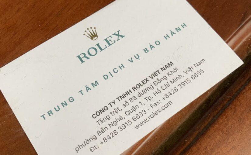 Đại lý Rolex chính hãng Việt Nam | Trung Tâm Sửa chữa Bảo Hành Rolex chính hãng | Trung Tâm Thẩm Định rolex chính hãng